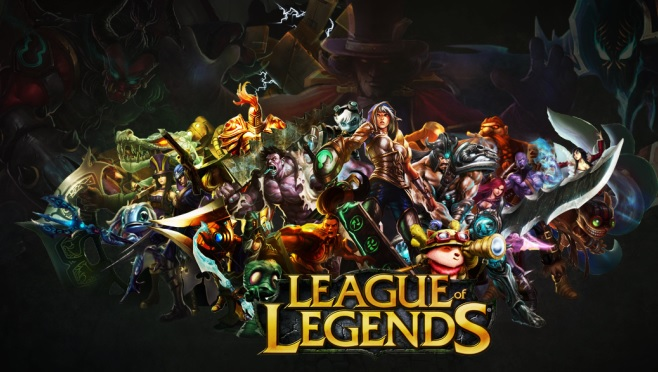 League of Legends not working
